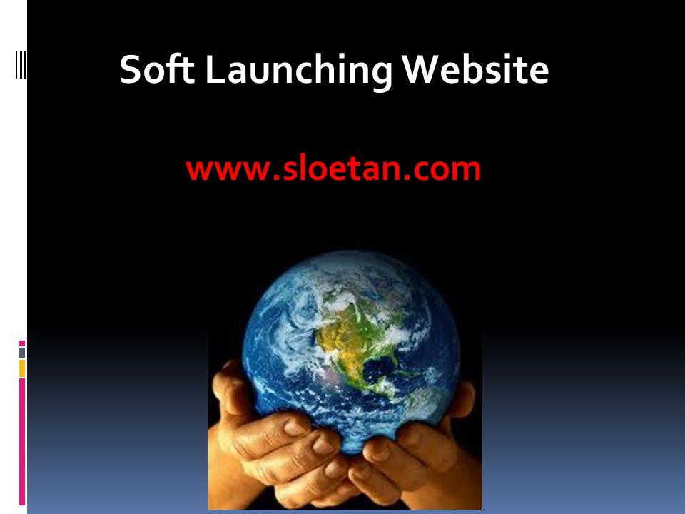 Achievements 12 Soft Launching www.sloetan.com
