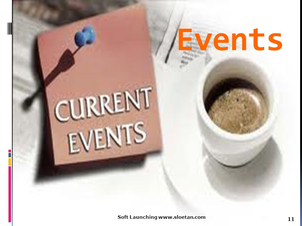 Soft Launching   11 Events