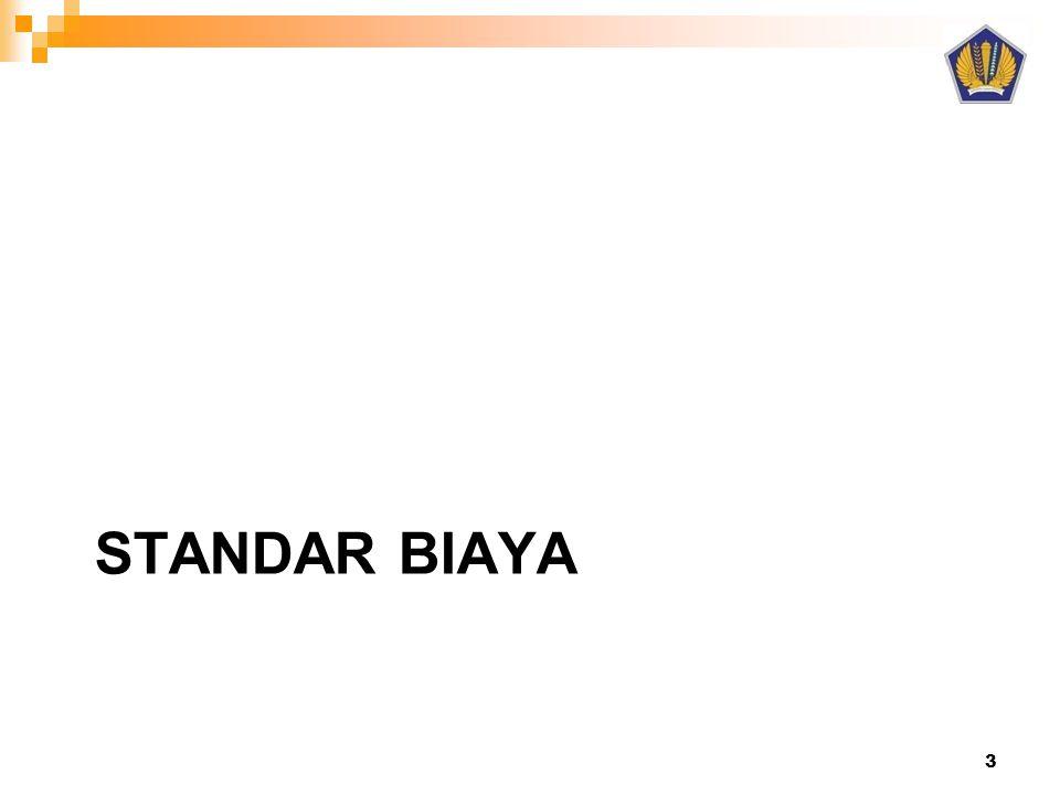 STANDAR BIAYA 3