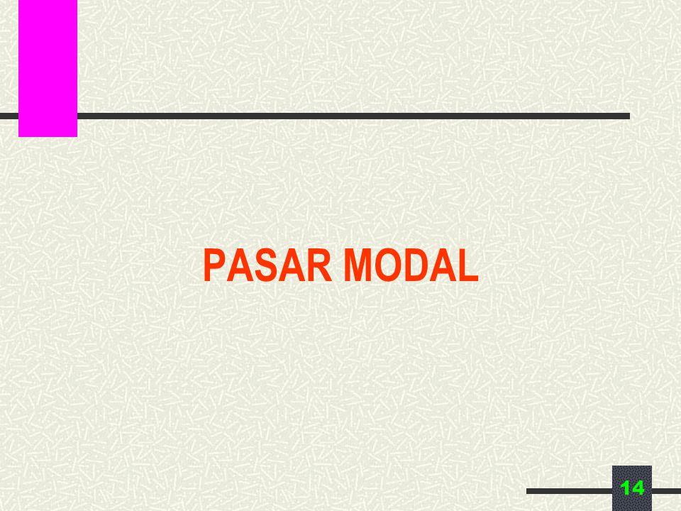 14 PASAR MODAL