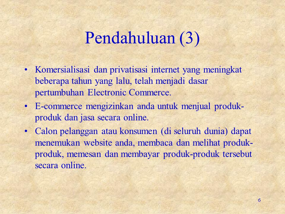 E-Commerce vs Manual 7