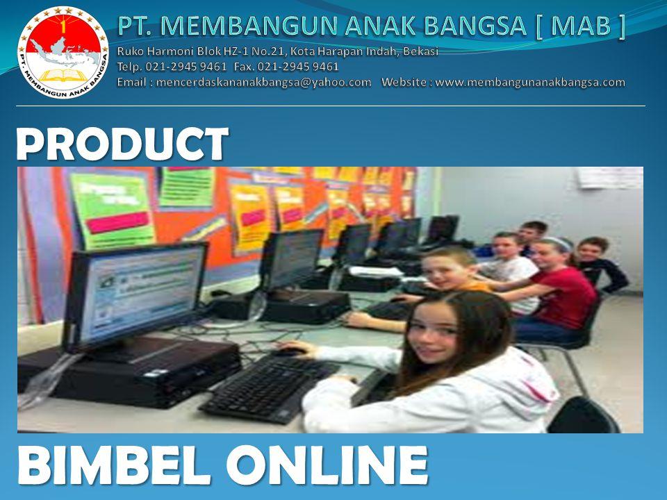 PRODUCT BIMBEL