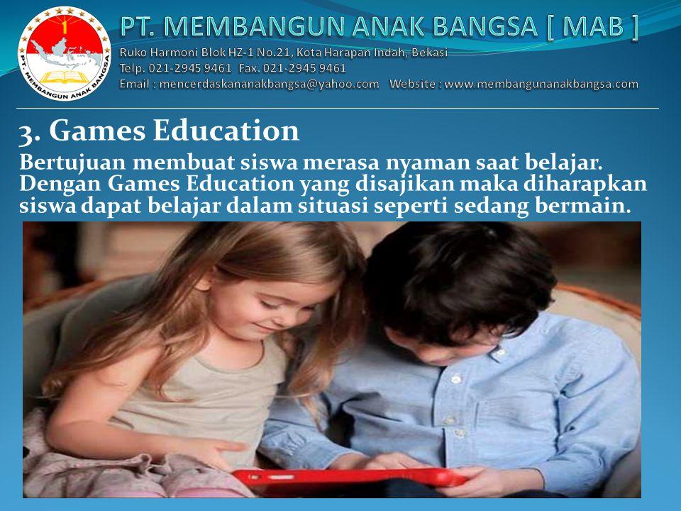 2. Ensiklopedia Untuk membuka cakrawala dunia pendidikan.