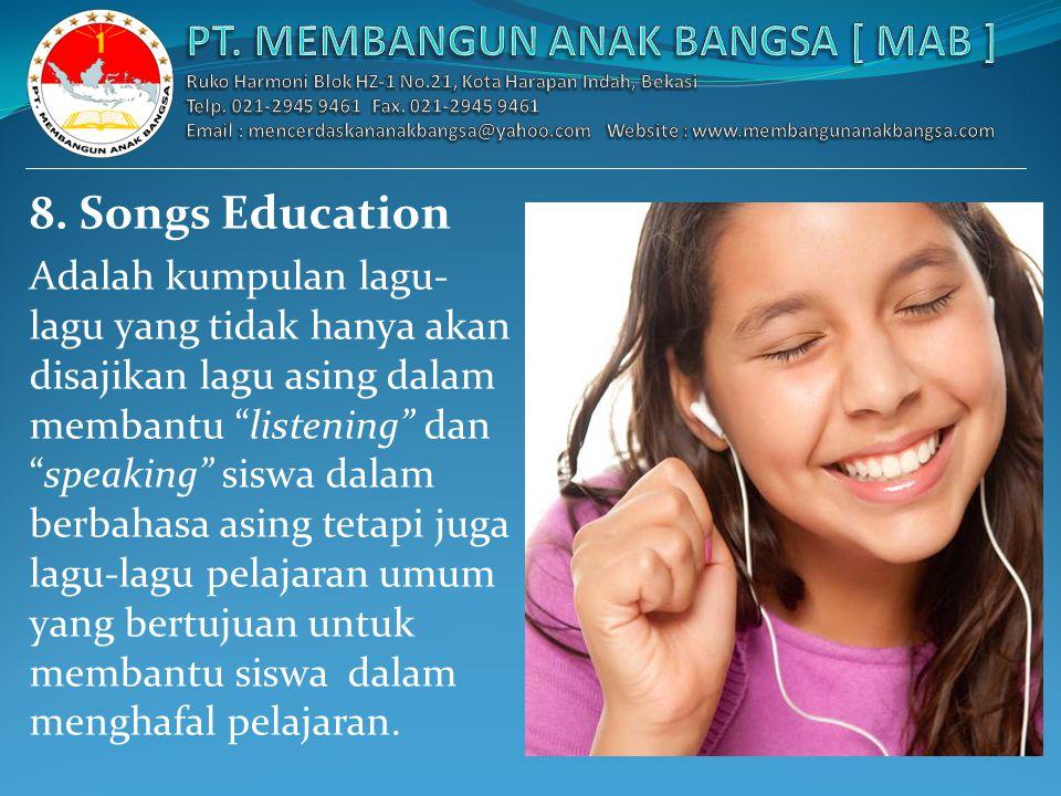 7. Video Pembelajaran Video Pembelajaran akan menjadi salah satu daya tarik bagi para siswa dalam memahami pelajaran, sebab siswa akan diperlihatkan s