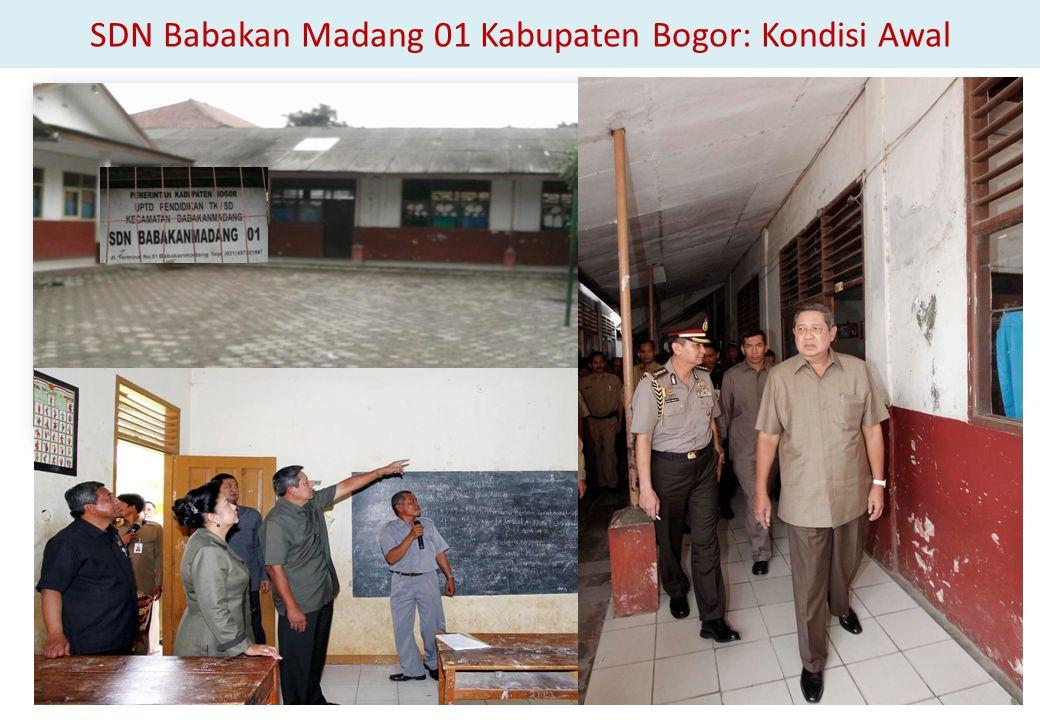 SDN Babakan Madang 01 Kabupaten Bogor: Kondisi Awal 29