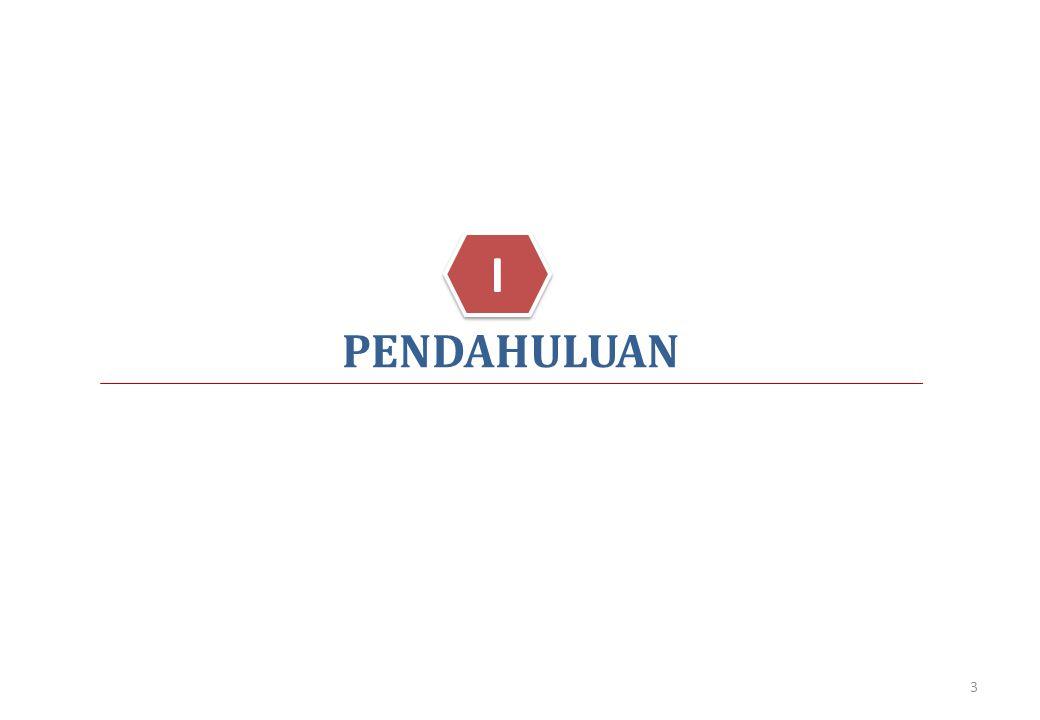 PENDAHULUAN 3 I I
