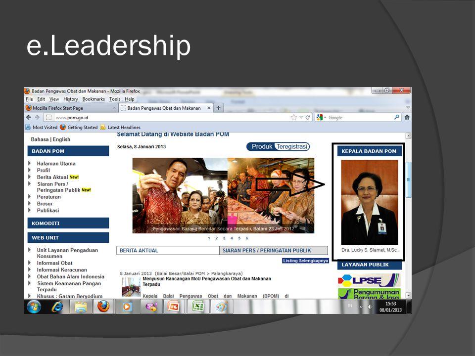 e.Leadership