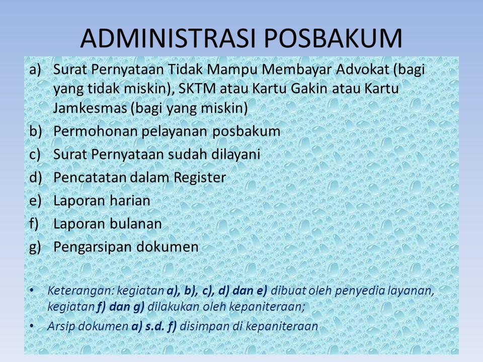 Penyediaan sarana dan prasarana Pengadilan Agama Surabaya menyediakan:  Satu buah ruangan kerja lengkap dengan aliran listrik;  3 buah meja kerja; 
