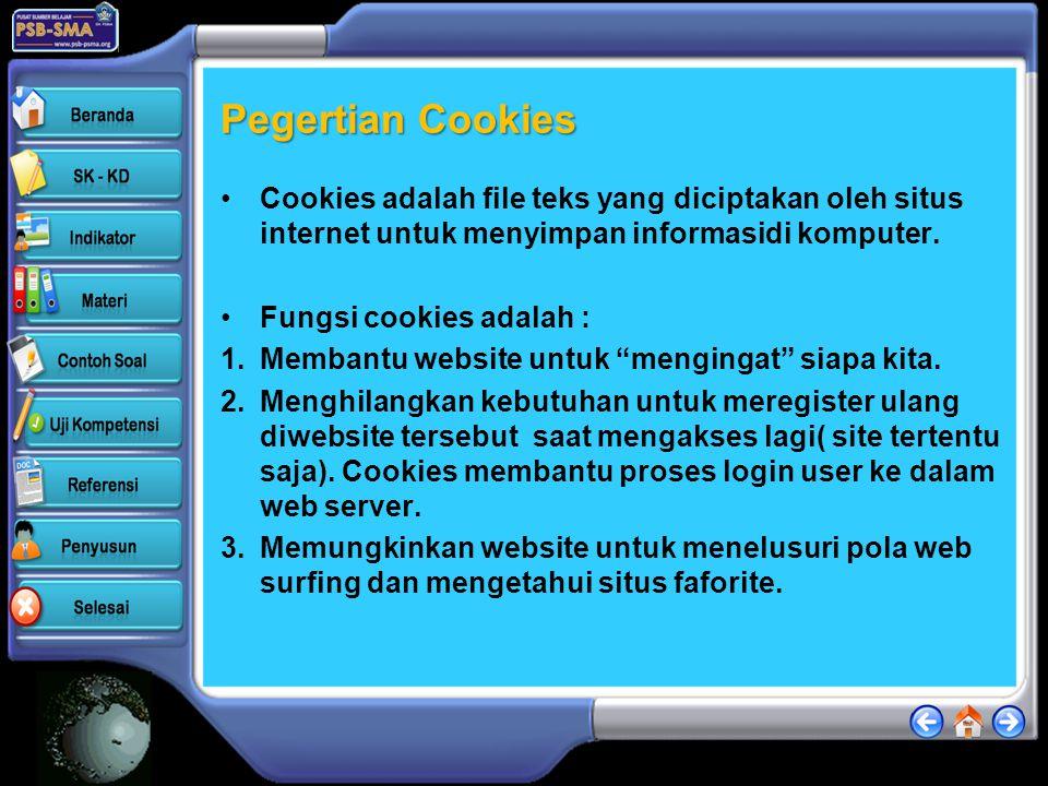 3.Nama organisasi yang mengatur situs 3.Sebuah akhiran yang mengidentifikasikan jenis dari organisasi ( contoh: com untuk organisasi komersial,co,gov.