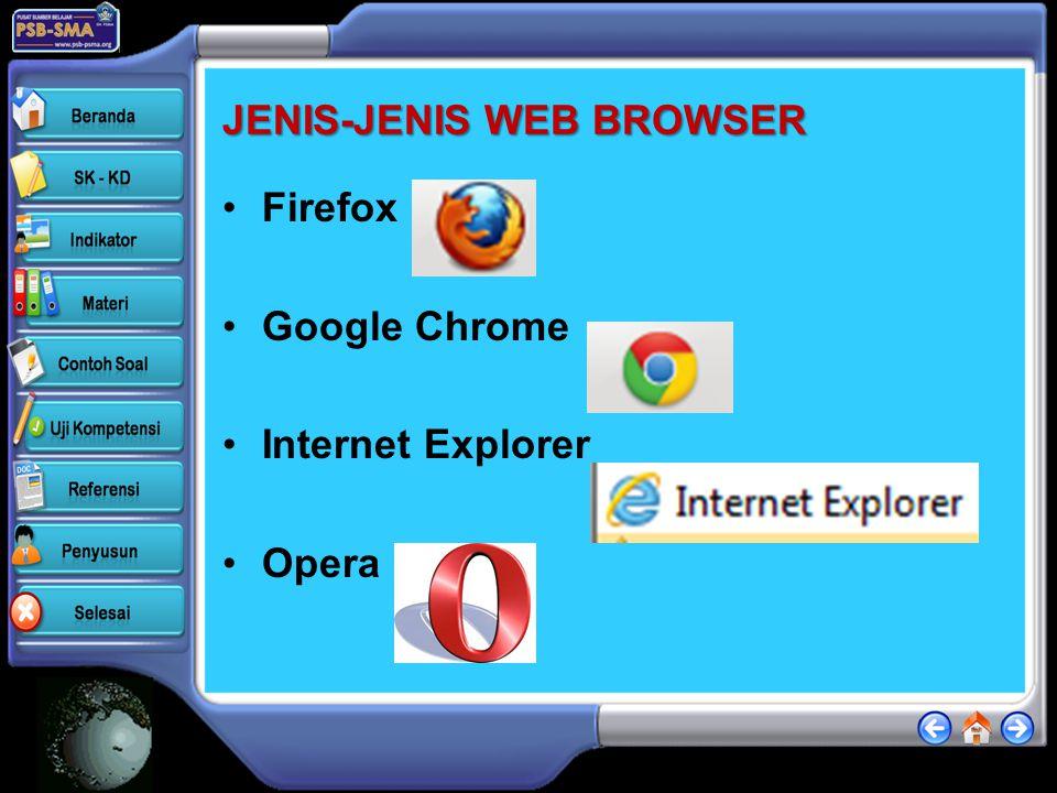 SEARCH ENGINE Berikut beberapa contoh mesin pencari yang telah dikenal dan banyak digunakan.