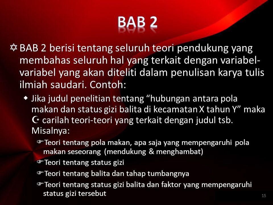  BAB 2 berisi tentang seluruh teori pendukung yang membahas seluruh hal yang terkait dengan variabel- variabel yang akan diteliti dalam penulisan kar