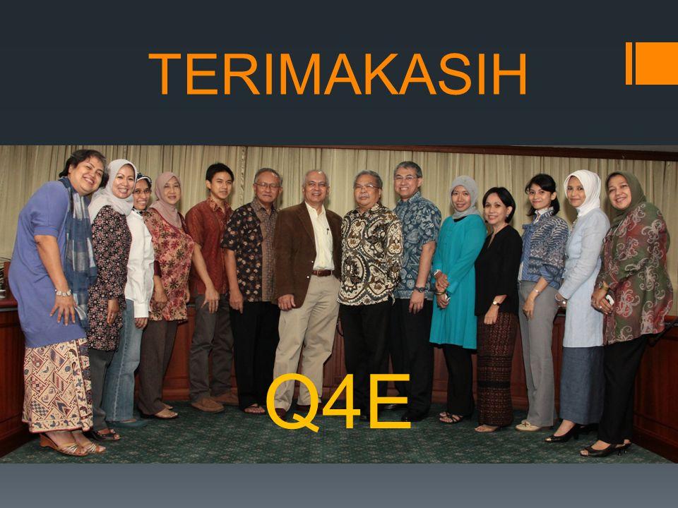 TERIMAKASIH Q4E
