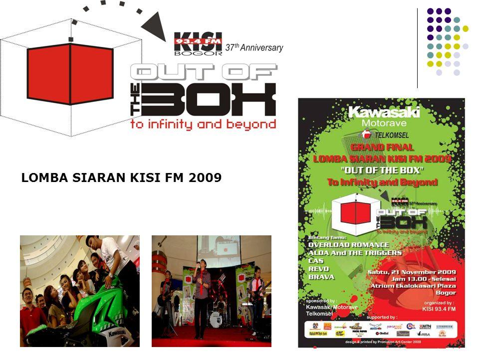 LOMBA SIARAN KISI FM 2009