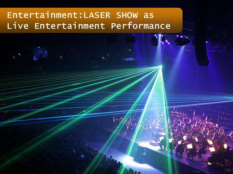 Entertainment •Multimedia membuat edukasi menjadi lebih menarik  edutainment •Multimedia sebagai pendukung kegiatan entertainment  animasi dan laser
