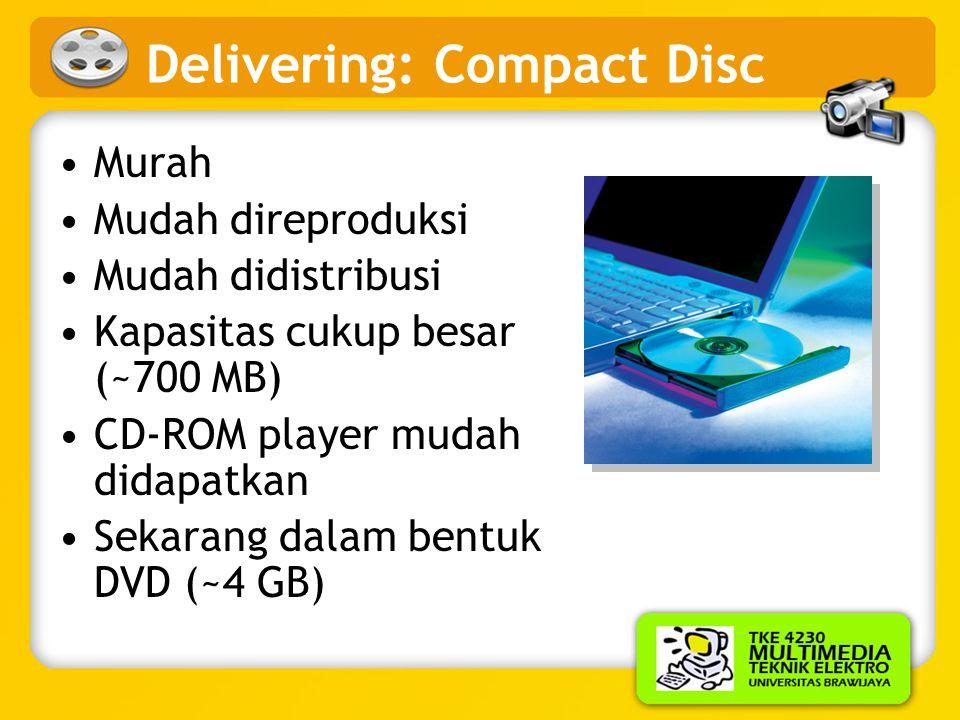 Delivering Multimedia Compact Disc Kiosk Online
