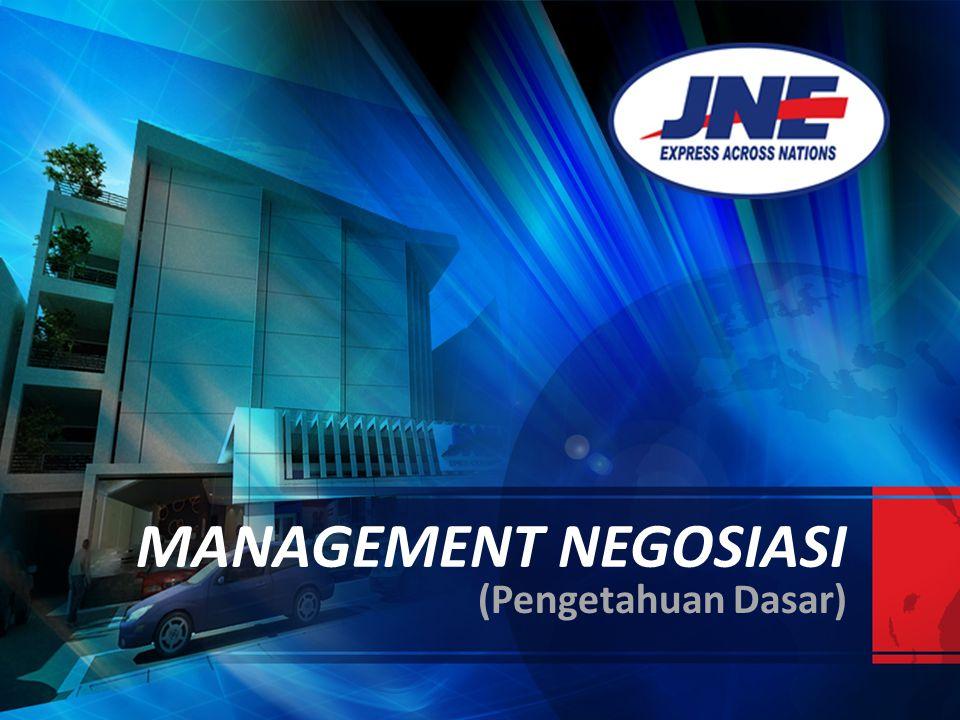 MANAGEMENT NEGOSIASI (Pengetahuan Dasar)