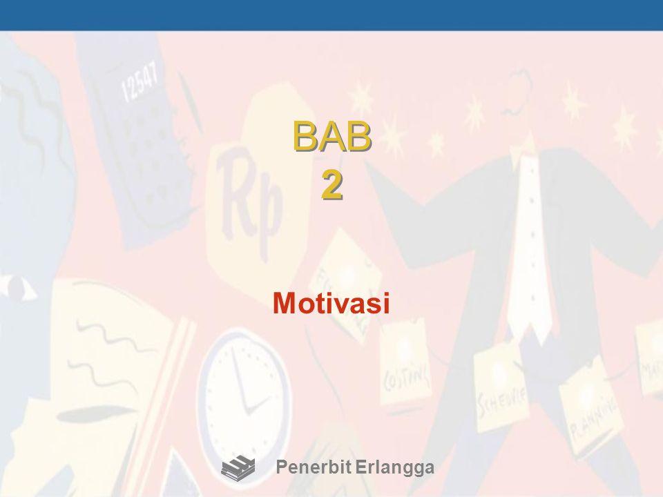 BAB 2 Motivasi Penerbit Erlangga