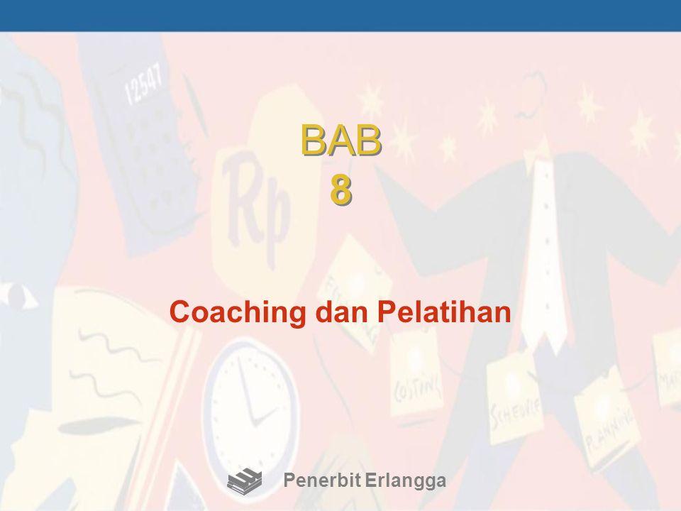 BAB 8 Coaching dan Pelatihan Penerbit Erlangga