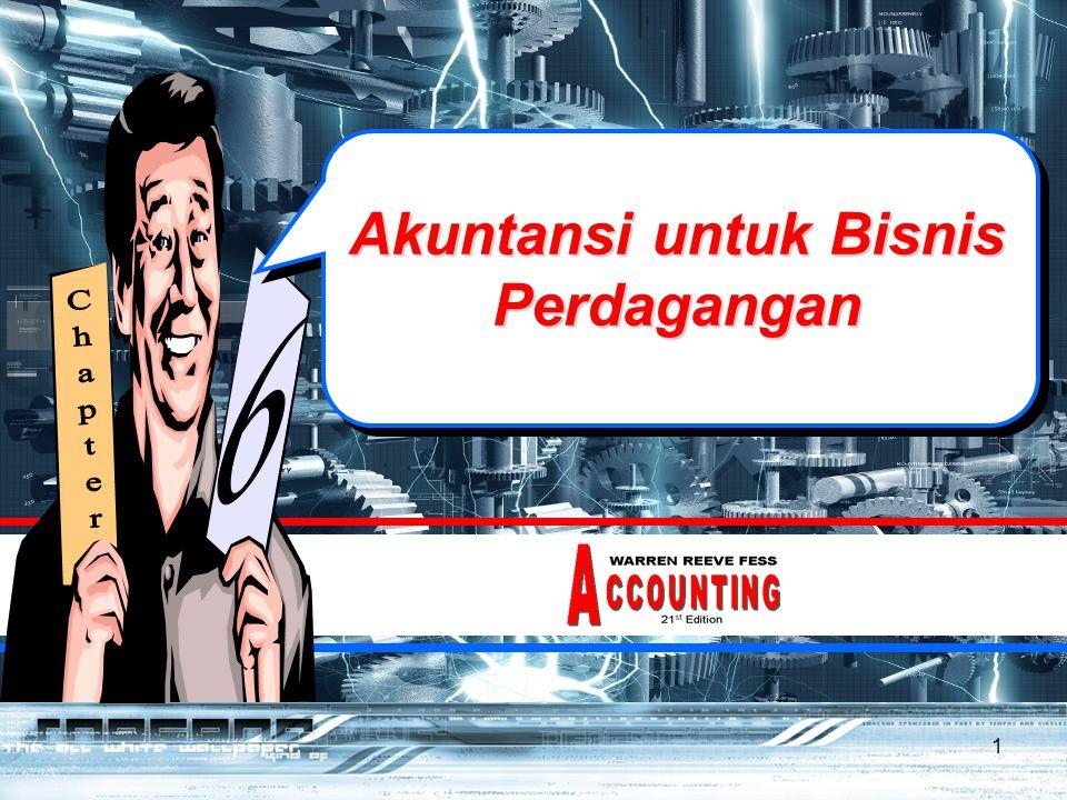 1 Akuntansi untuk Bisnis Perdagangan
