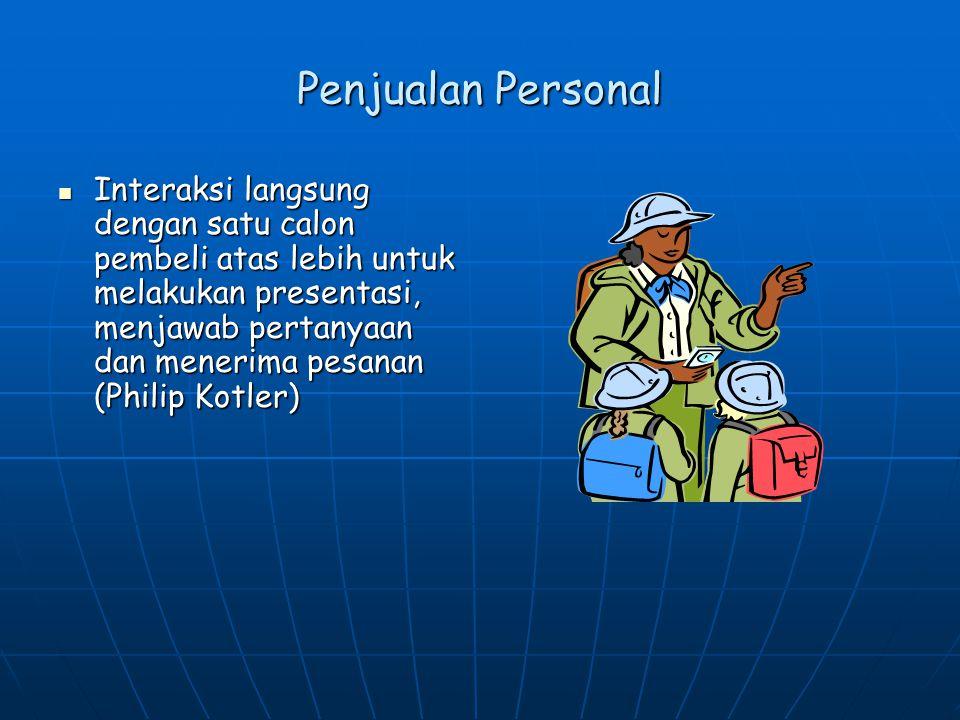 Wiraniaga (Sales Person)  Seseorang yang bekerja untuk sebuah perusahaan dengan melakukan satu atau beberapa aktivitas berikut: •Mencari prospek •Berkomunikasi •Melayani dan •Mengumpulkan informasi