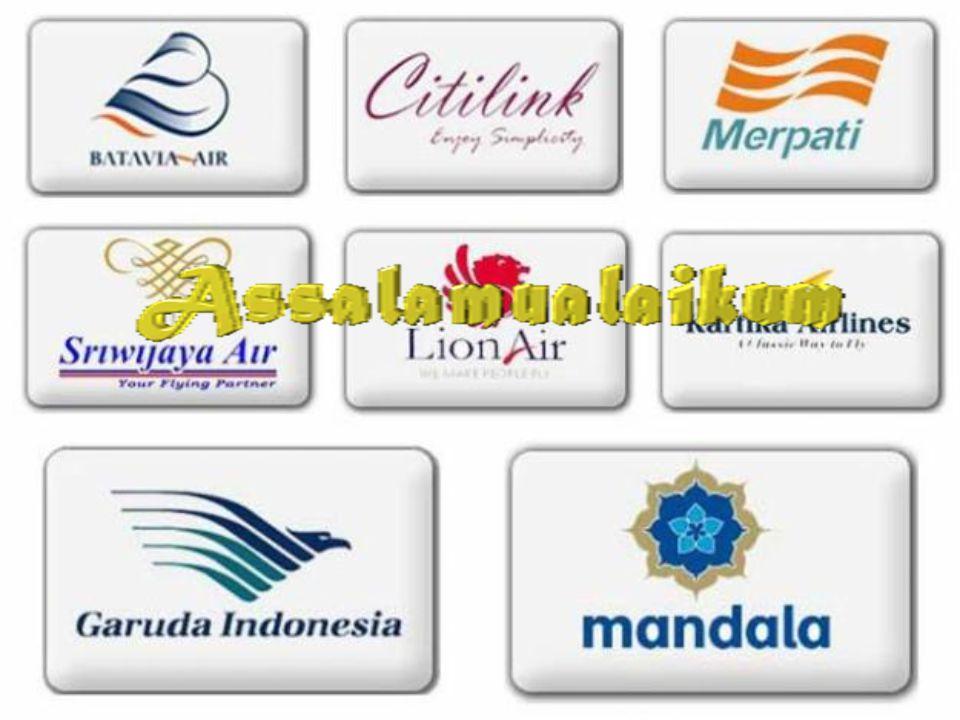Desain Basis Data Sistem Informasi Penjualan Tiket Pesawat Nama Anggota: 1.Hery Setia Wardana (11410200002) 2.Tangguh Susilo P.