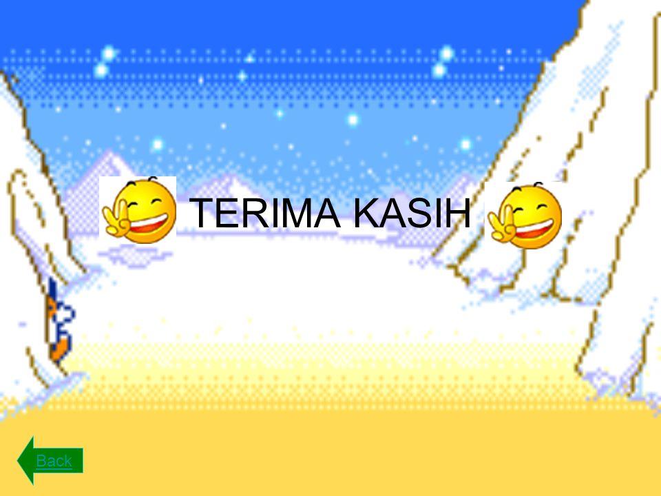 TERIMA KASIH Back