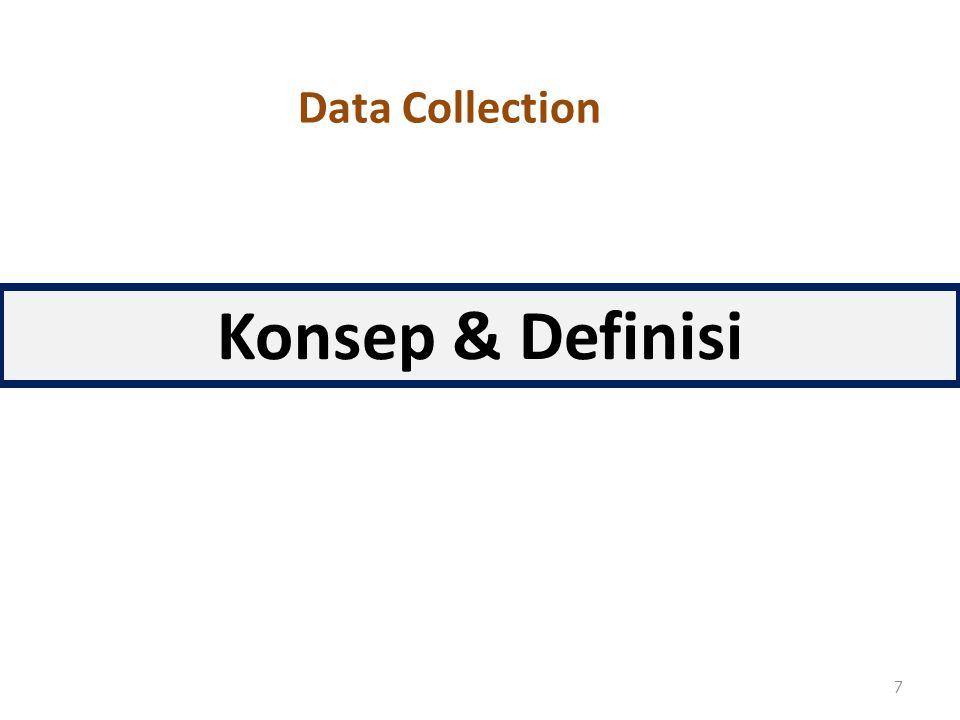 7 Konsep & Definisi Data Collection