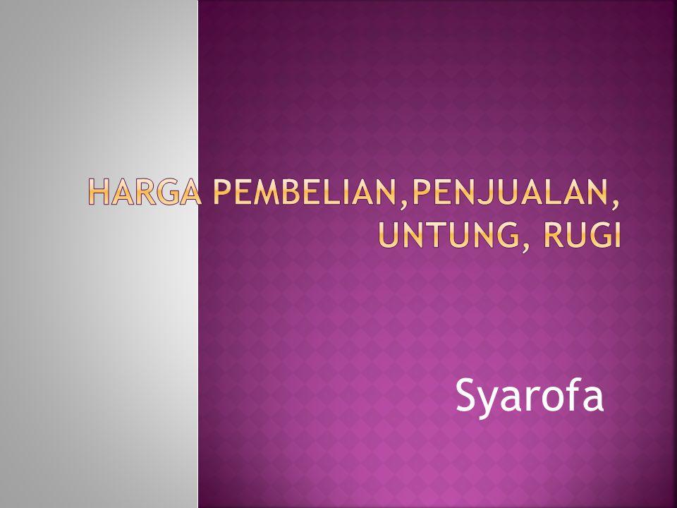 Syarofa