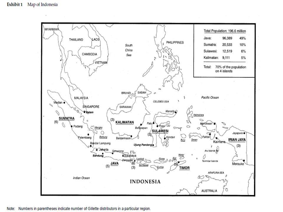 Bagaimana Gillette seharusnya mempercepat pengembangan pasar pisau cukur di Indonesia.