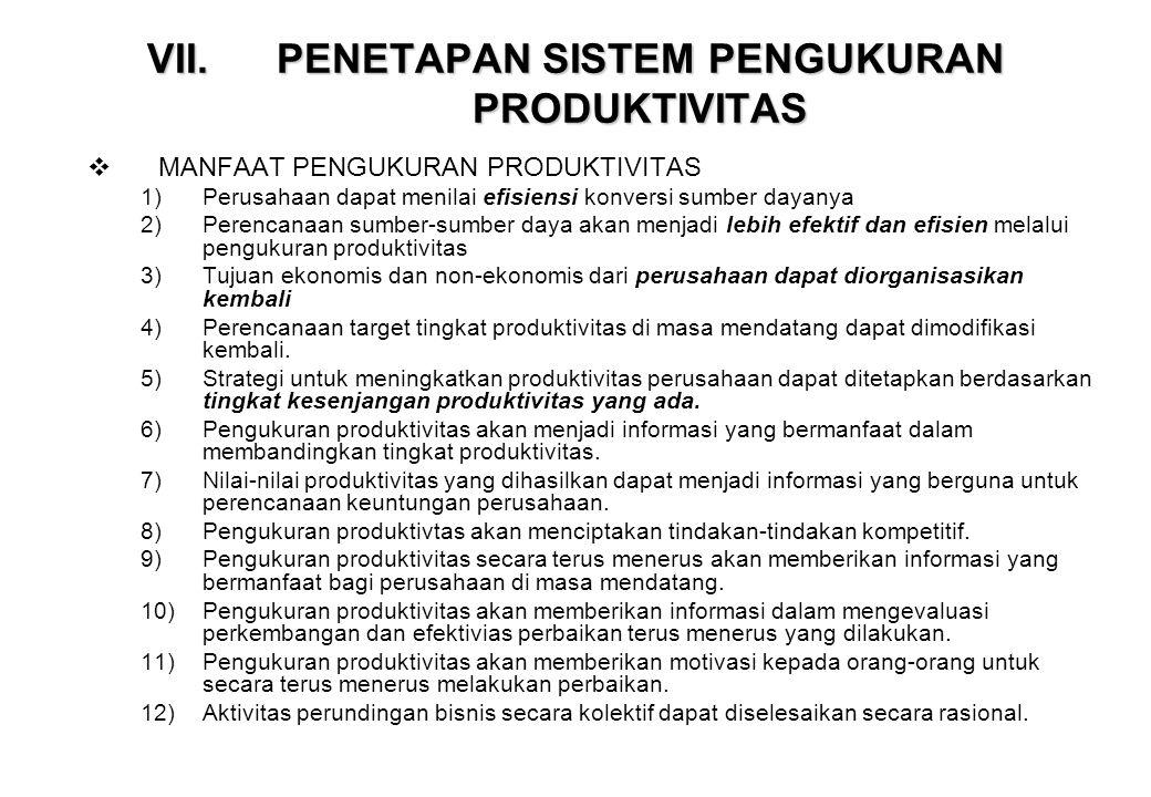 DATA INPUT DAN OUTPUT PT.ABC NO.DESKRIPSIPERIODE 1PERIODE 2 1.