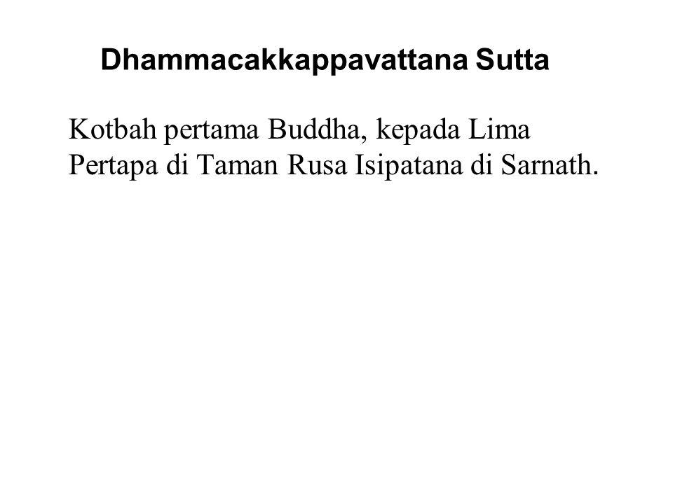 Nibbana Tanpa sebelumnya telah mempraktekkan ajaran Buddha dan berada di jalan yang diajarkan Buddha, Nibbana merupakan konsep yang sulit untuk digenggam atau dipahami.