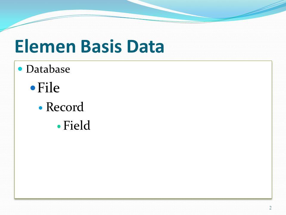Pengertian Data Base  Menurut Gordon C.