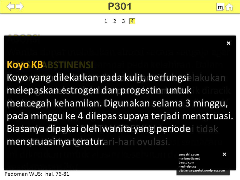 Klik pada gambar! Jamu Pijat/urutAbstinensiKoyo KBAborsi URUT/PIJAT Beberapa kalangan percaya bahwa dengan mengurut bagian perut (rahim) setelah berhu