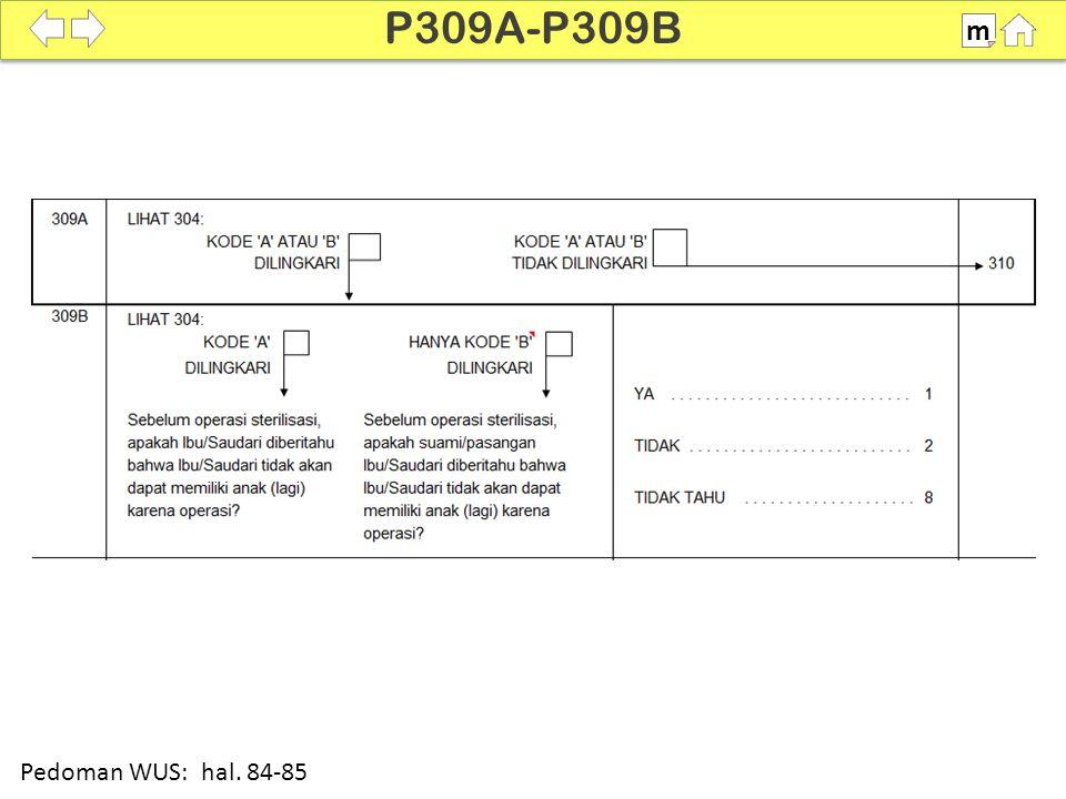 100% SDKI 2012 P309A-P309B m Pedoman WUS: hal. 84-85
