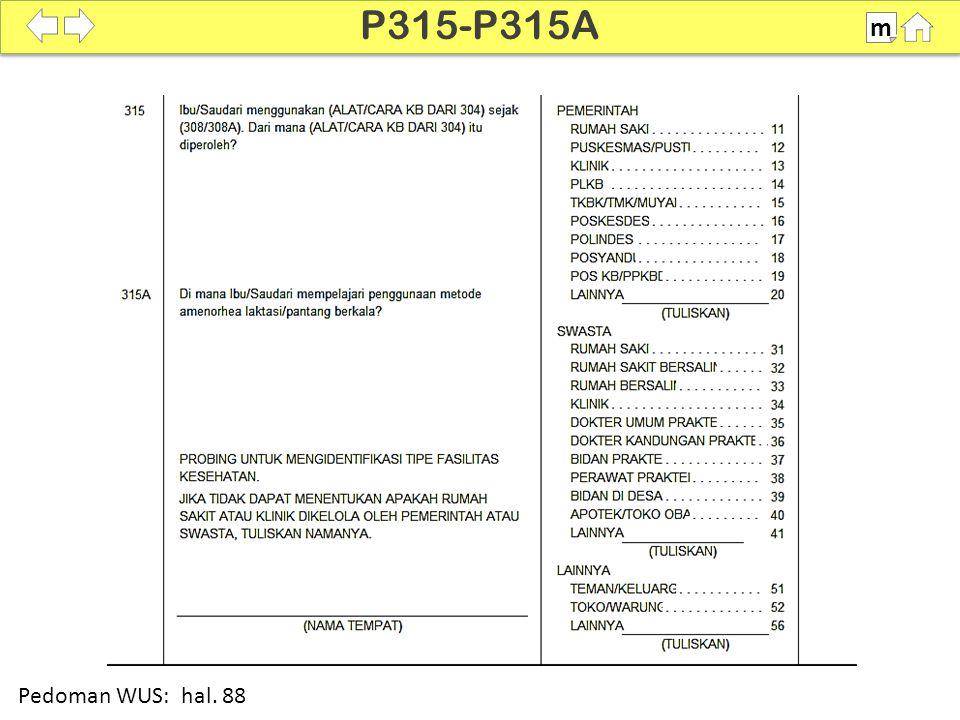 100% SDKI 2012 P315-P315A m Pedoman WUS: hal. 88