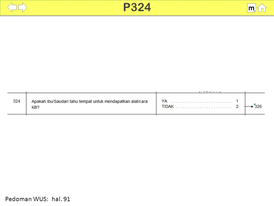 100% SDKI 2012 P324 m Pedoman WUS: hal. 91