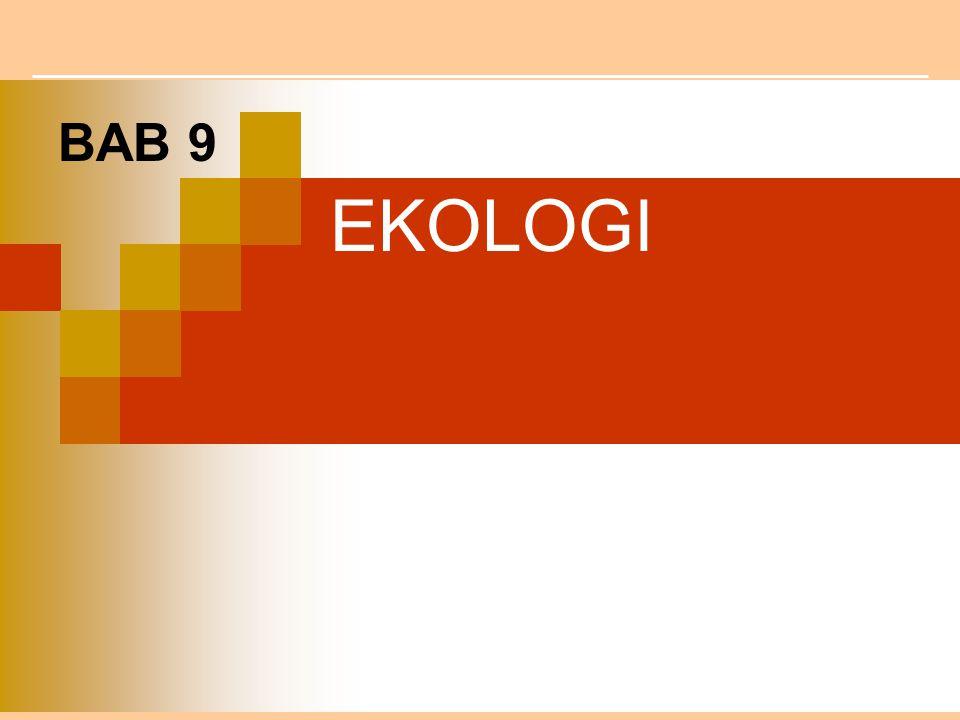 EKOLOGI BAB 9