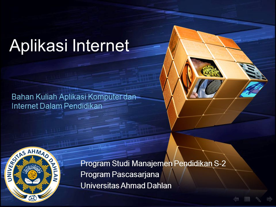 Aplikasi Internet Internet as Media, Network, Tools E-mail Browsing File Transfer Chatting Social Networking Link Database Trading Video Conference Entertainment Programs Forum