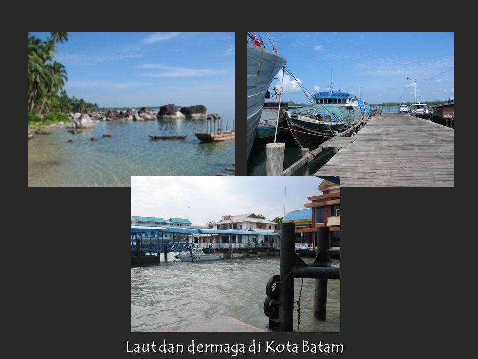 Infrastruktur di Kota Batam