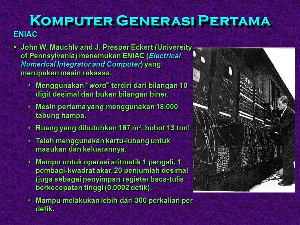 Usulan Turing : Ini bukan bermaksud untuk menciptakan sebuah komputer, tetapi hanya untuk menjelaskan masalah-masalah yang secara logika adalah mungki