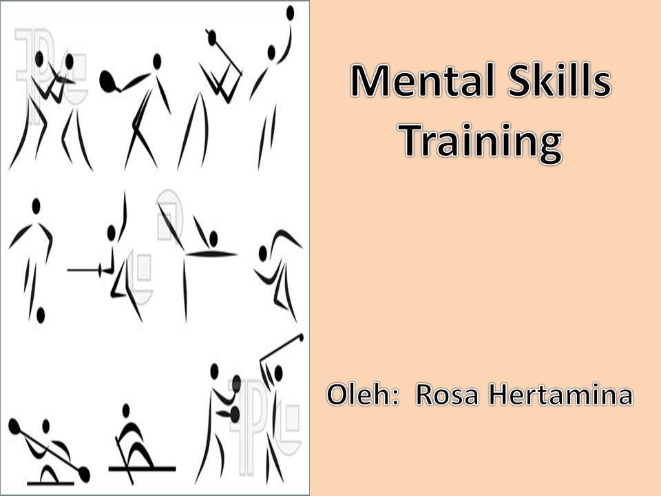 Persiapan Umum *edukasi * mindsetting *relaksasi Khusus *relaksasi *visualisasi Kompetisi *visualisasi & imagery * stress management