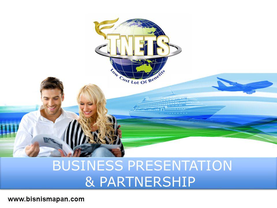 BUSINESS PRESENTATION & PARTNERSHIP www.bisnismapan.com