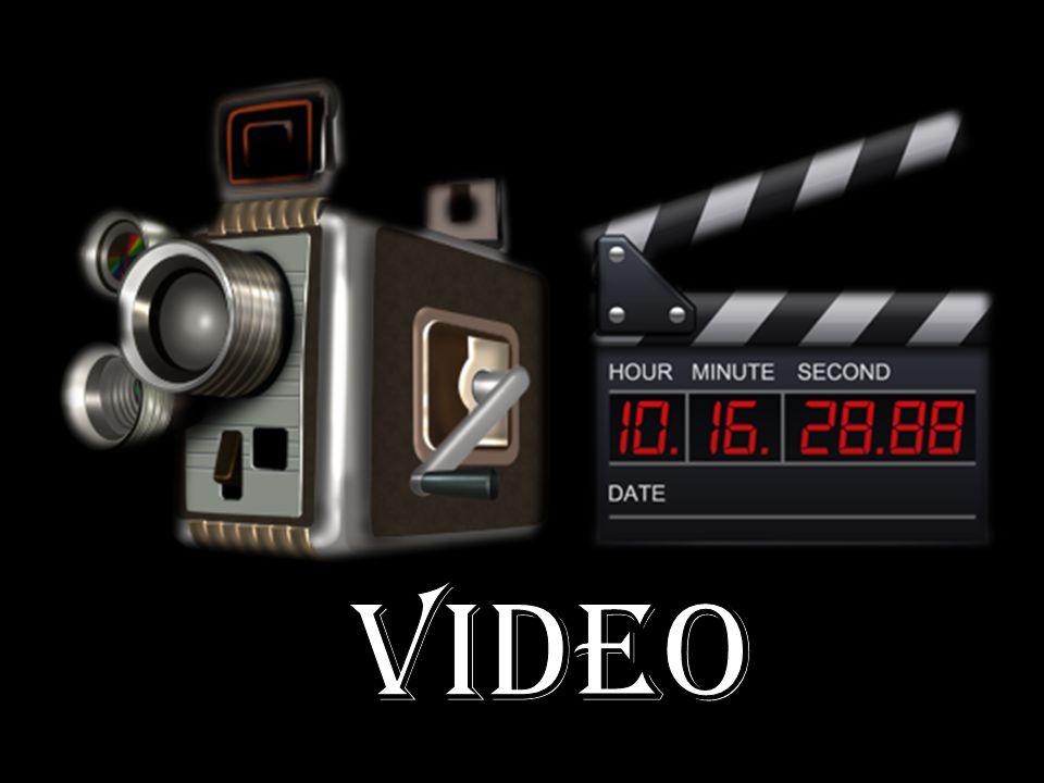 & DEFINISI Mengatakan bahwa video dapat, menyajikan informasi, menggambarkan suatu proses tepat mengajarkan keterampilan, menyingkat mengembangkan waktu serta dapat mempengaruhi sikap.