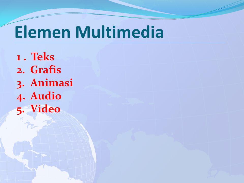 Elemen Multimedia - Teks