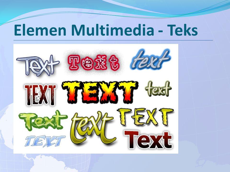 Elemen Multimedia - Grafis