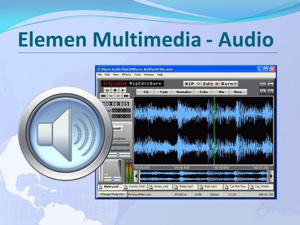 Elemen Multimedia - Video