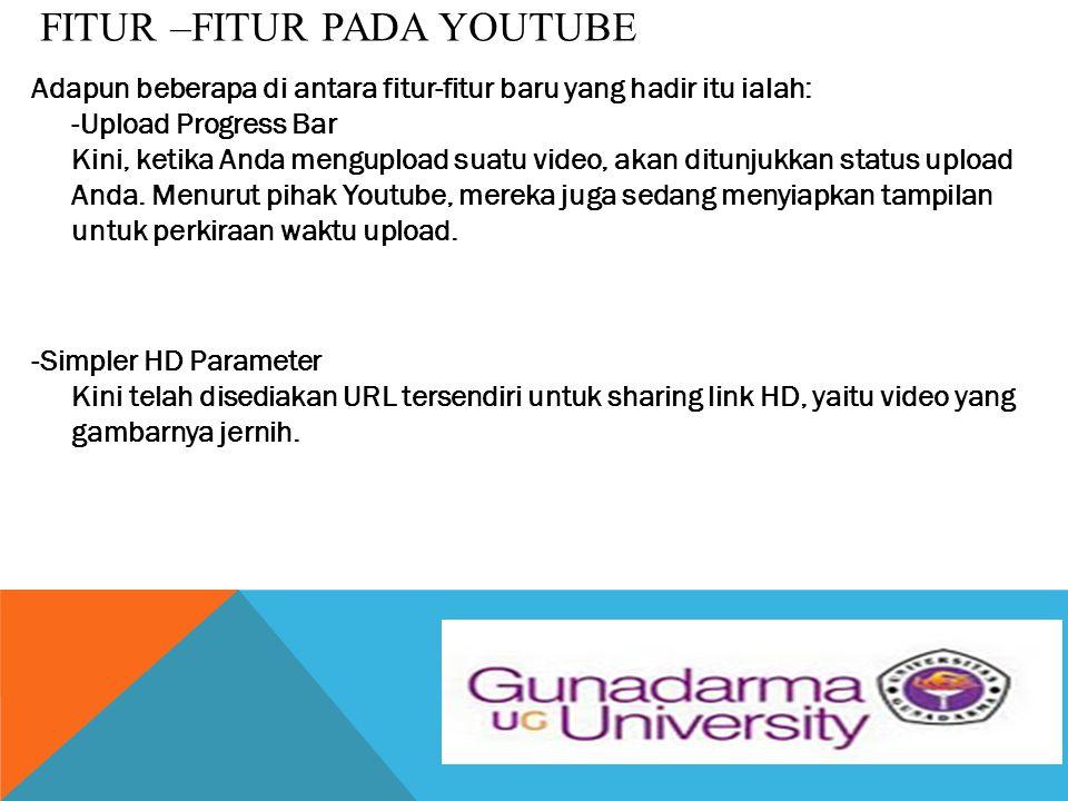 - Youtube EDU Ini merupakan suatu proyek dari beberapa orang karyawan yang ingin menemukan cara yang lebih baik untuk mengumpulkan content-content edukasi yang diupload ke Youtube.