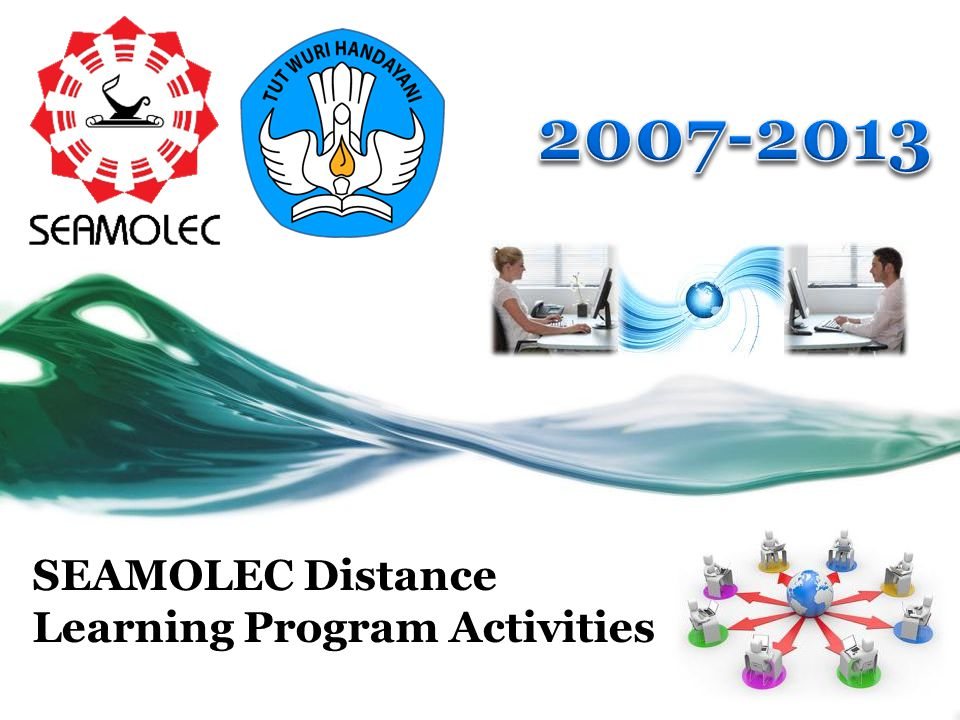 SEAMOLEC Distance Learning Program Activities
