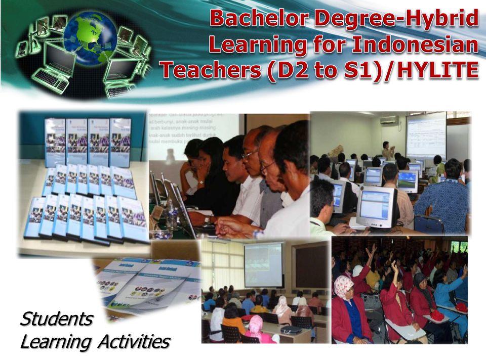 Online & F2F Activities