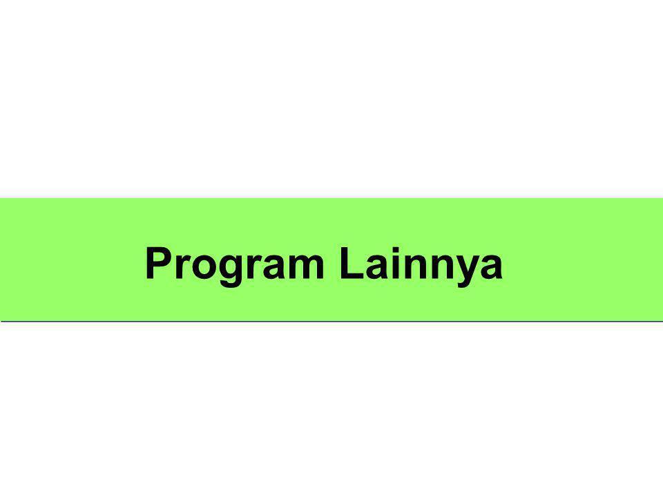 Program Lainnya